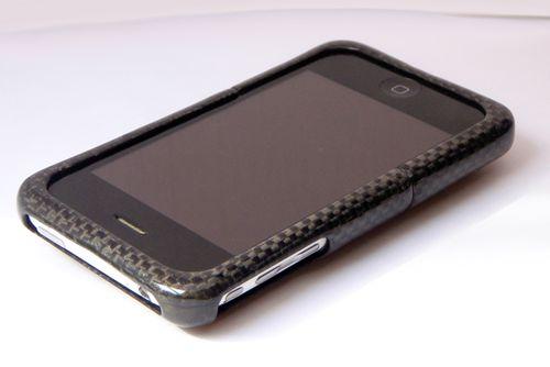IPhoneFront - carbon fiber