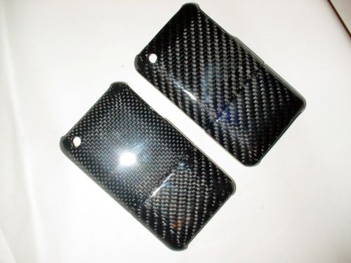 carbon fiber iPhone 3GS / 3G cases