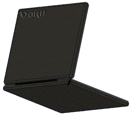 Carbon Fiber Laptop Case