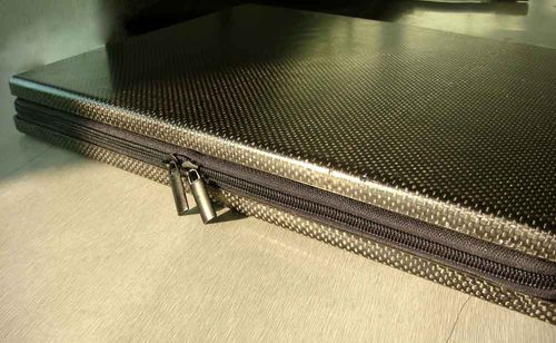 Carbon Fiber Laptop / Notebook Case from DRO Concepts